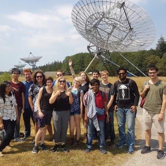 Westerbork radio telescope